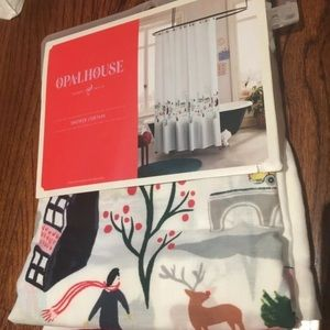 NW OPALHOUSE  CITY SITE SHOWER CURTAIN